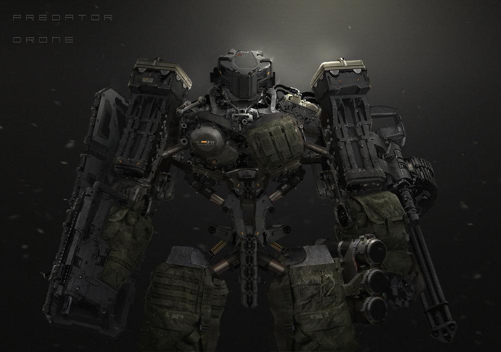 Metal Gear Online Concept Art029.jpg
