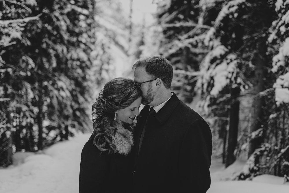 Calgary and banff wedding photographer rocky mountain wedding photographer