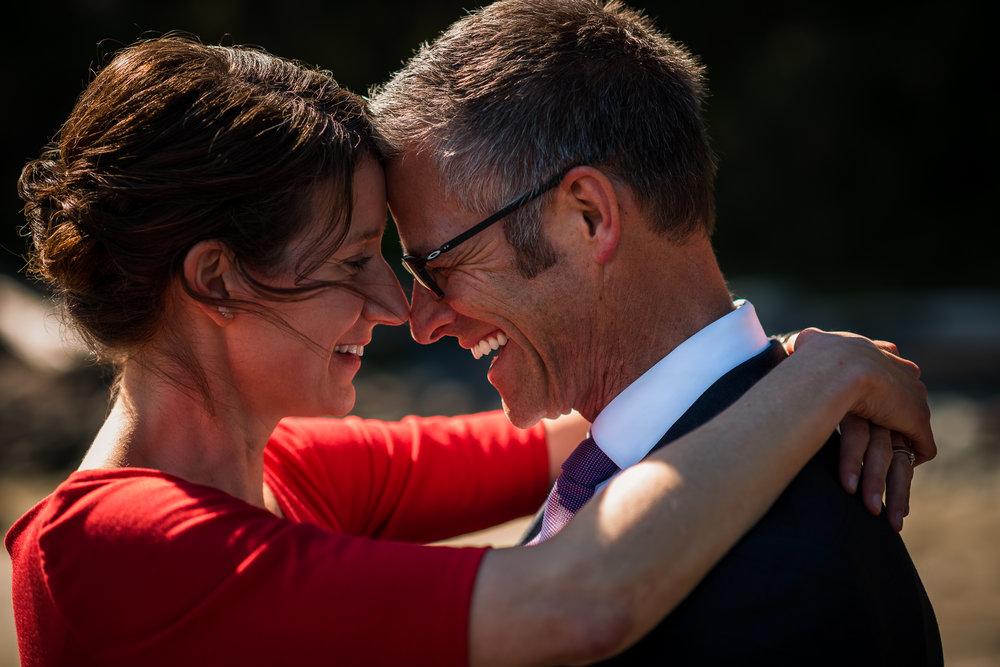 Tofino beach elopement destination wedding photographer calgary wedding photographer