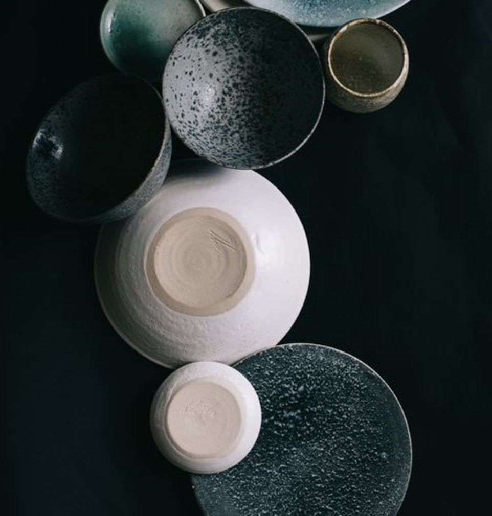 K.H. Wurtz Ceramics  (image from  pinterest )
