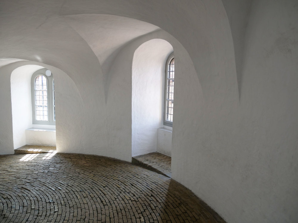 The Round Tower , Copenhagen