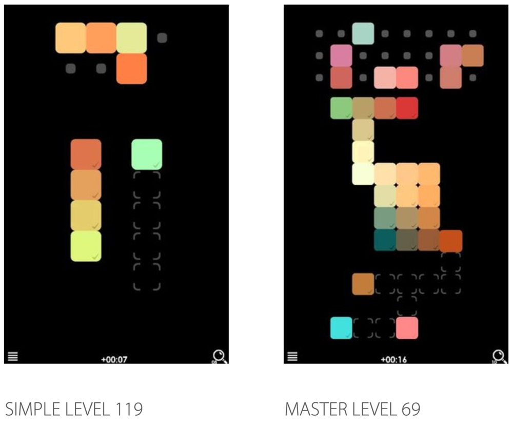 Game color theory - Simple Level 119