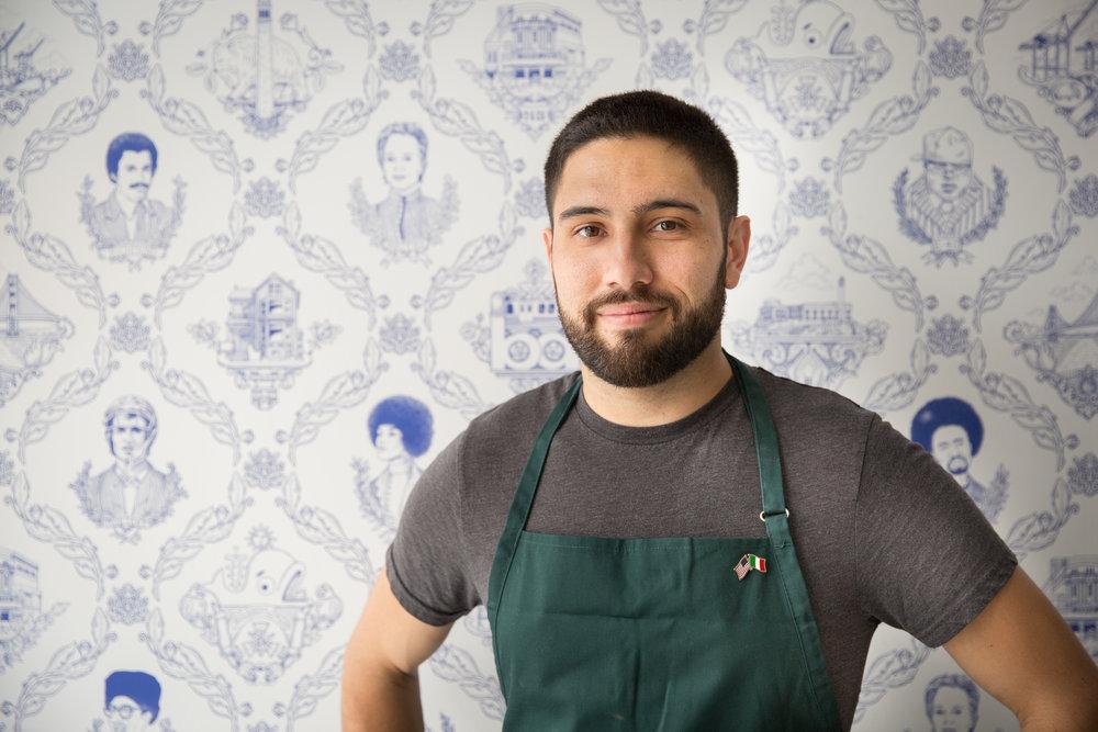 Chef Dante Cecchini