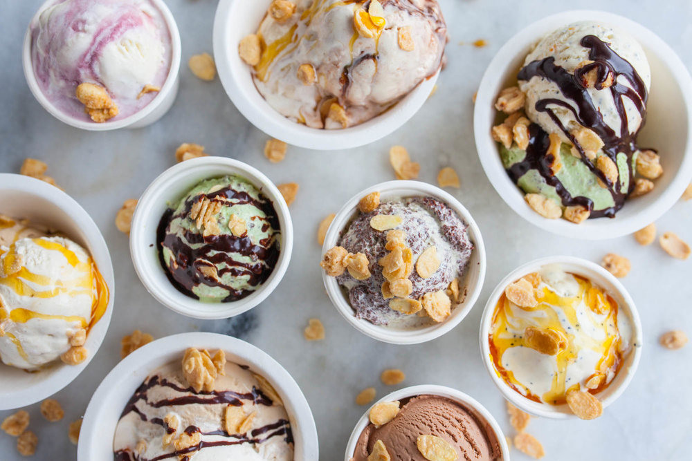 Here's to a sweeter 2017. Photos courtesy of Humphry Slocombe