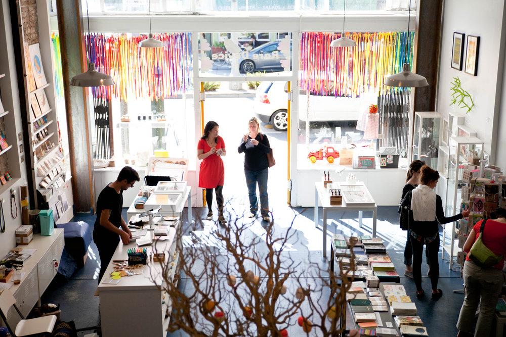 Rare Device's Divisadero Store, Photo via TimeOut!