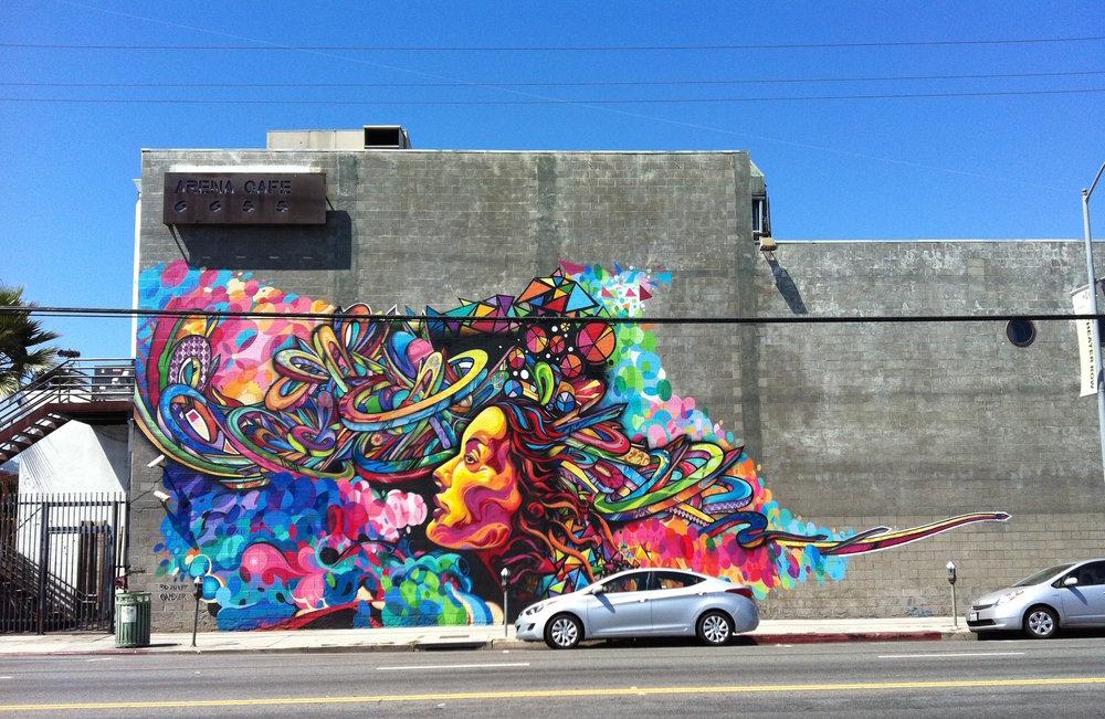 Apexer in Oakland, Photo courtesy of Apexer