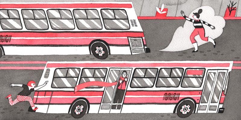 Illustration via Amy Koch