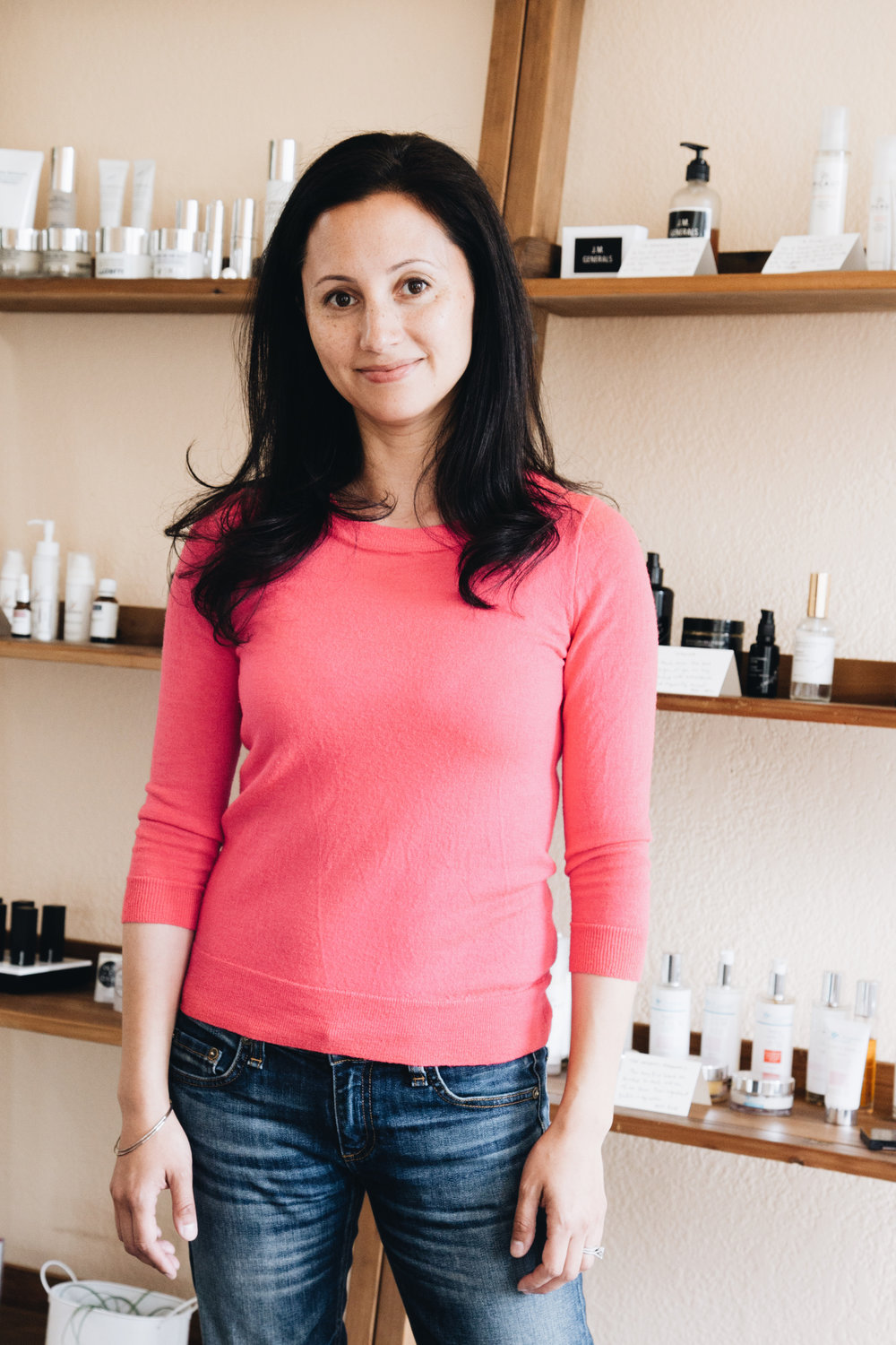 Dara Kennedy - Ayla's owner and founder