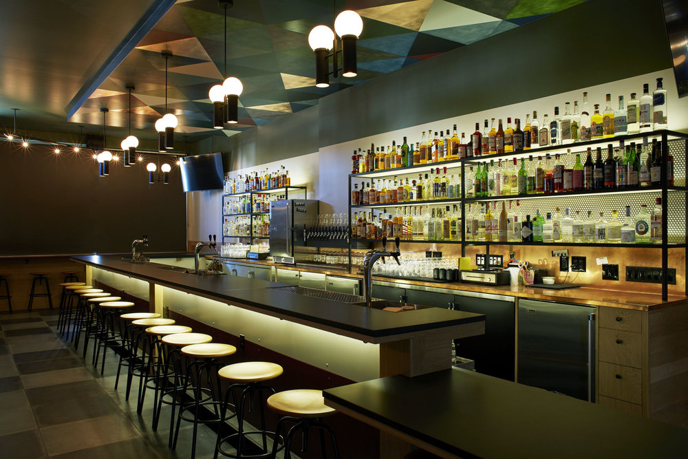 Inside JUNIOR Bar, photo courtesy of JUNIOR.