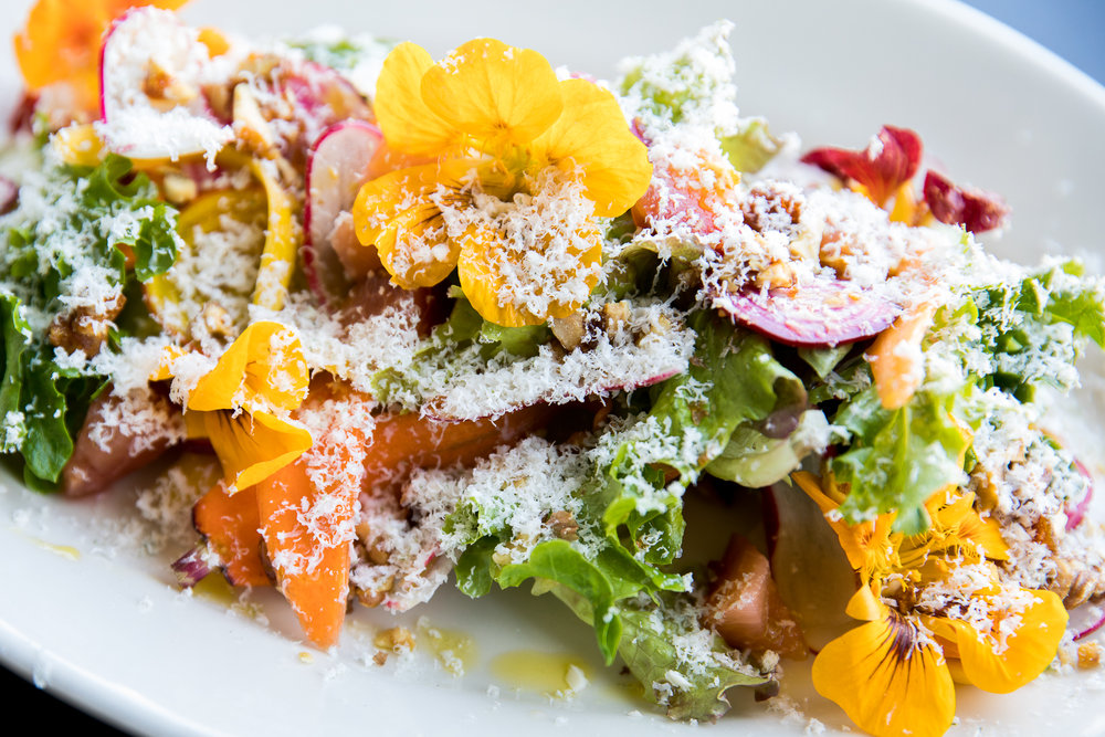 Violet's Tavern Salad // $8