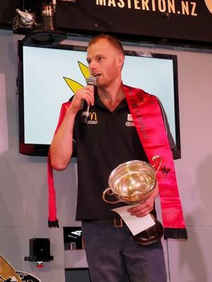 Jack Fagan, YFC winner