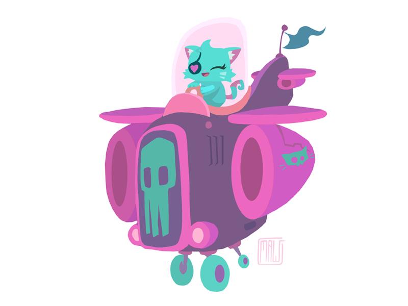 Bubblegum Pirate Kitty.jpg