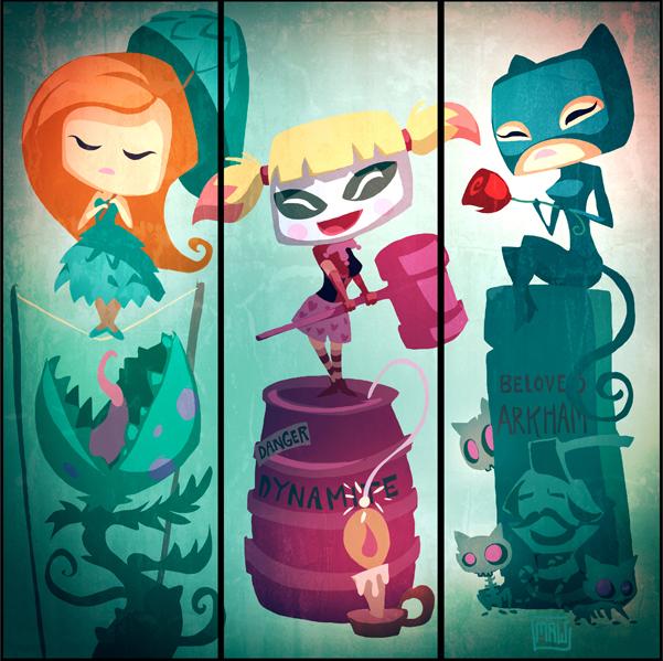 Haunted Mansion Gotham Girls.jpg