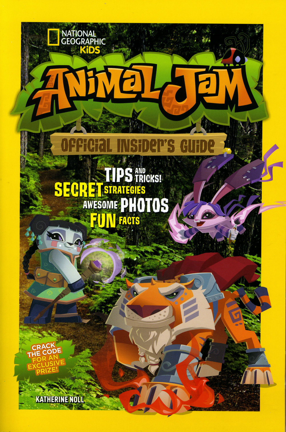 Animal Jam Official Insider's Guide 2014TalyorMaw.jpg