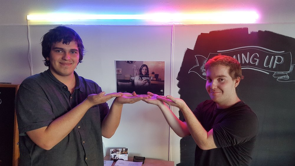 Young entrepreneurs Ashley and Chris started FuturePulse Technology in Barham and offer their own-label NBN internet and mobile phone plans. Mallee Rising wants to inspire and support young people like Ashley and Chris to understand how to start their own businesses.