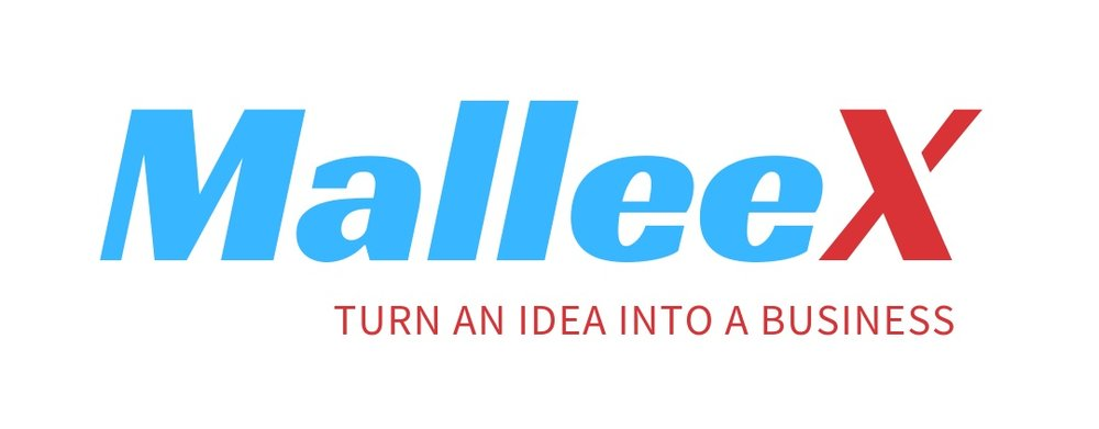 MalleeX with red strapline.jpg