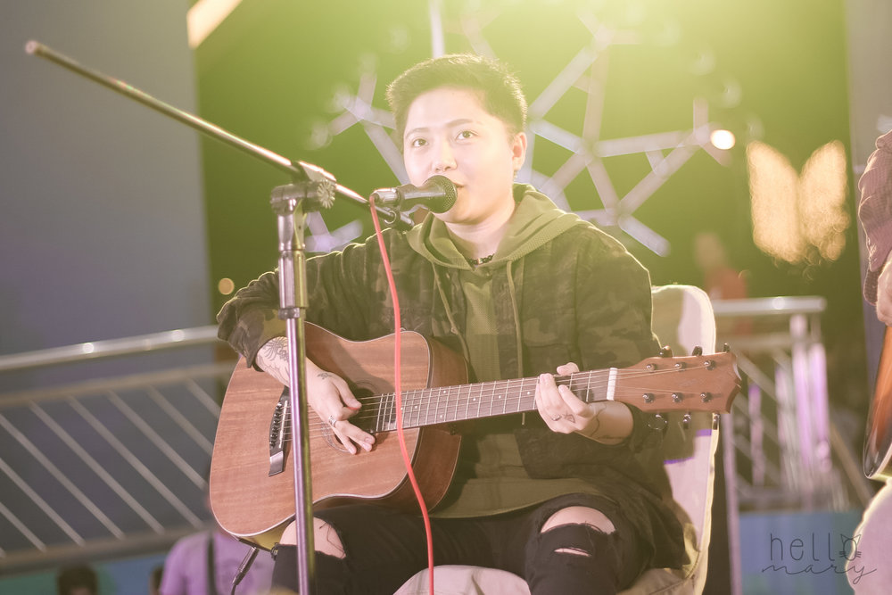 Charice is back with a new album, Chatarsis.