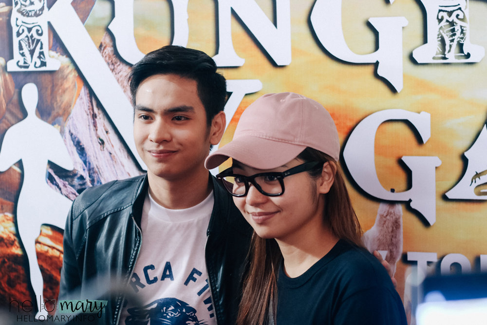 JaiLene! Jairus Aquino and Sharlene San Pedro
