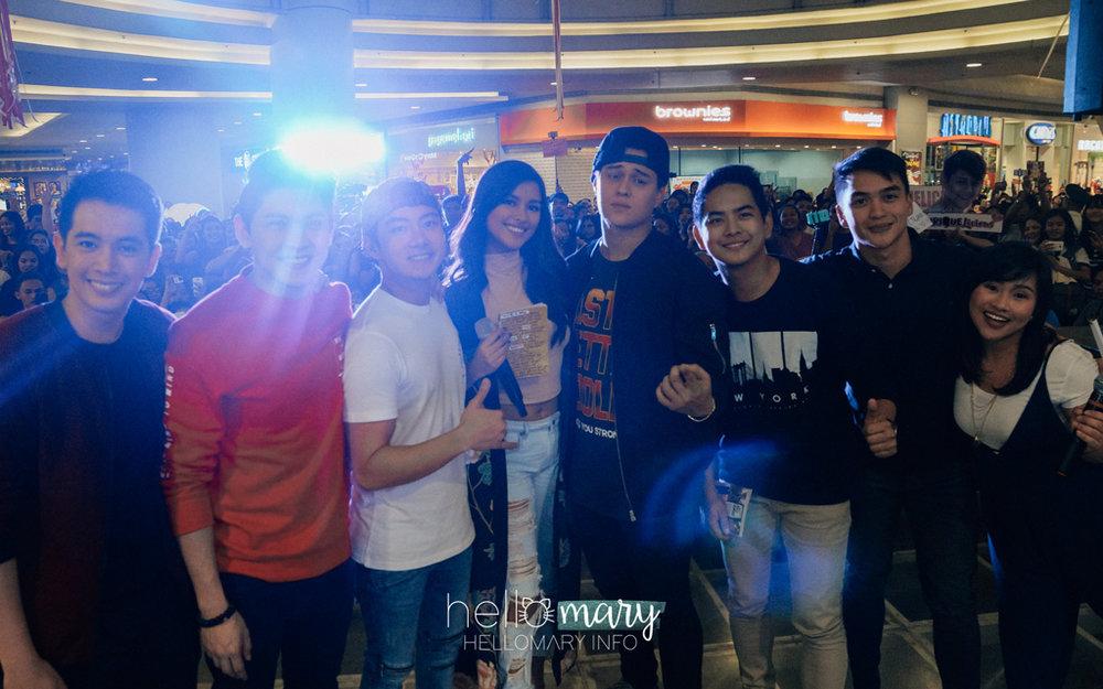 Thank you, SM Manila!