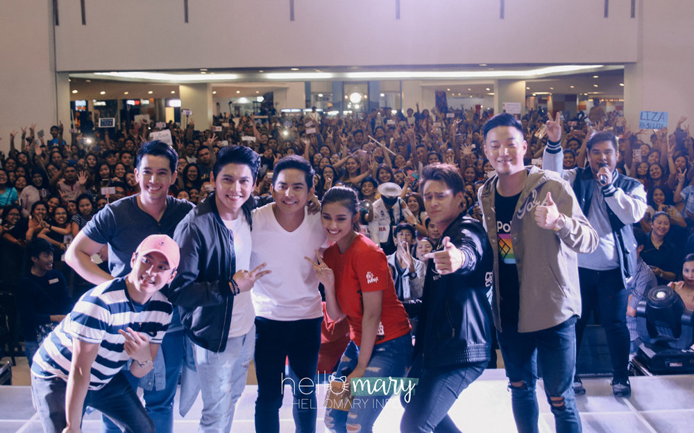 That was wild, Starmall Alabang! Thank you!