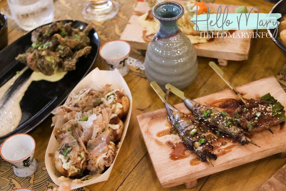 Shishamo and Bacon Asparagus -