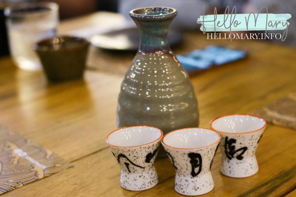 Sake Carafe -