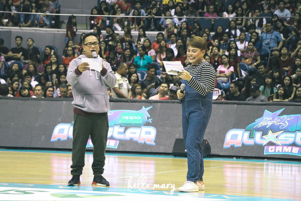 Eric Nicolas & Jhai Ho host the game