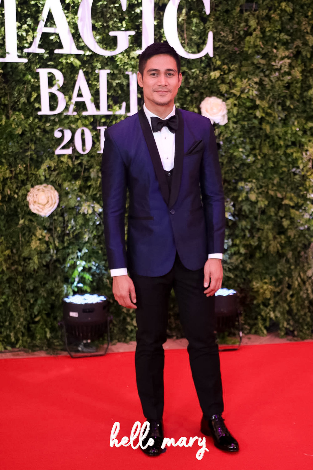 Piolo Pascual - Oh, Papa P. Will there ever be a time you will stop looking so dashing?