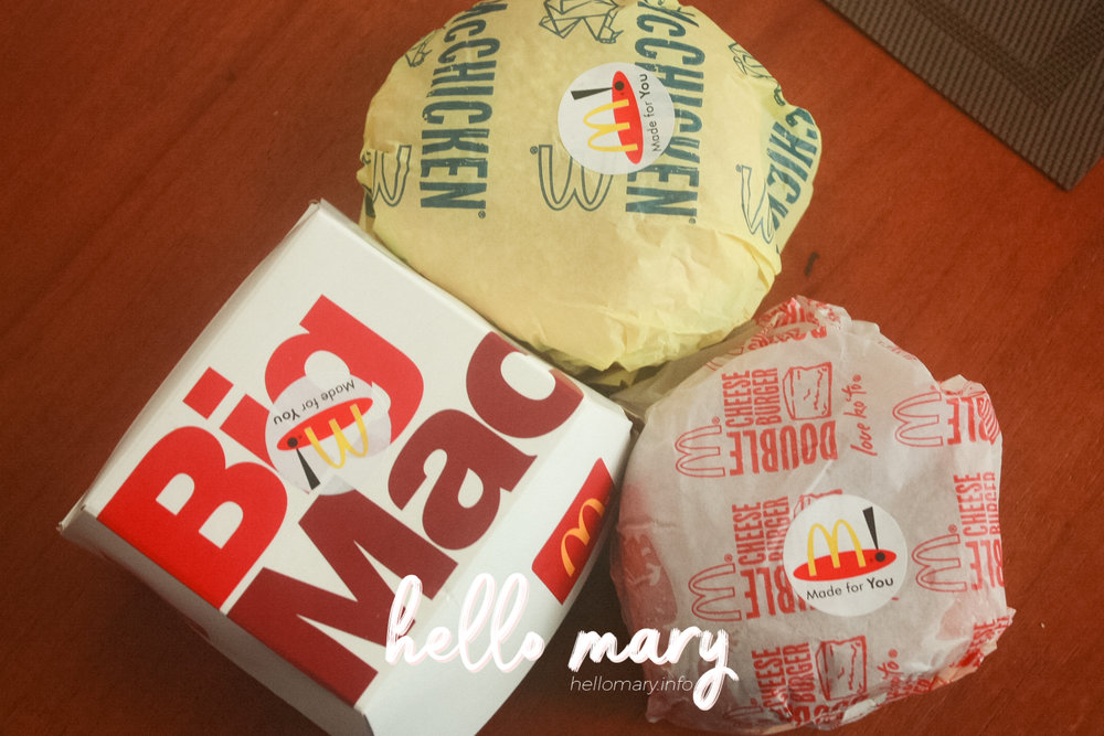 Surf 'n Turf, the Triple Cheeseburger, and the Double McChicken