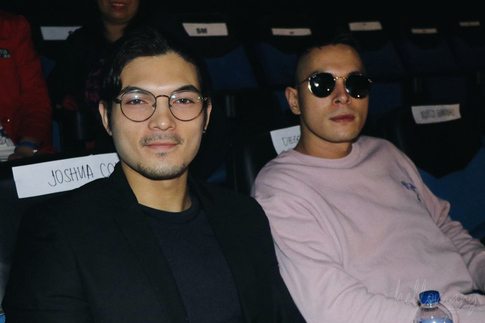 Josh Colet and Jake Cuenca