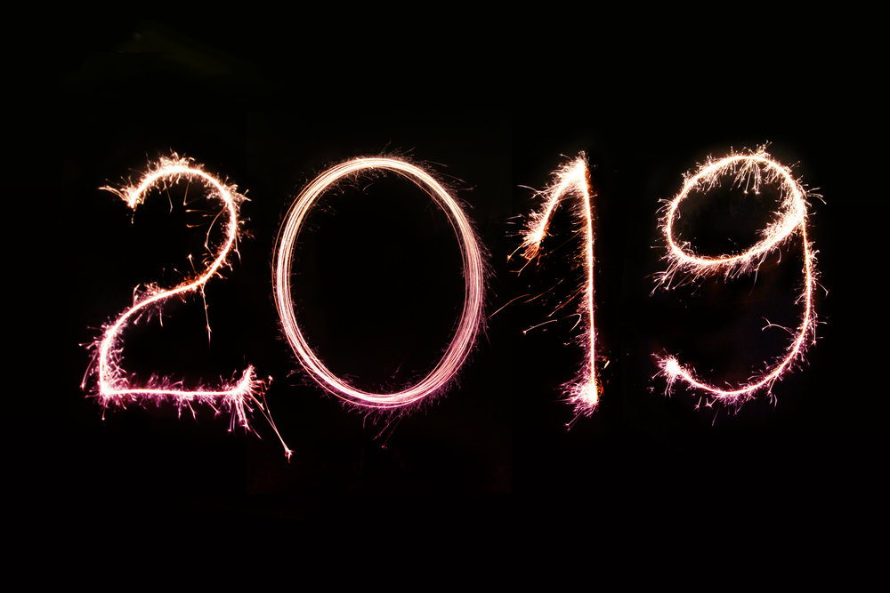 reviewing my 2018 goals — and making new ones for 2019 -