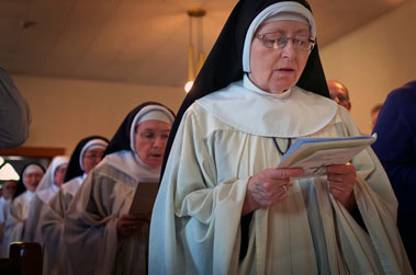 A Closely-knit Benedictine Family