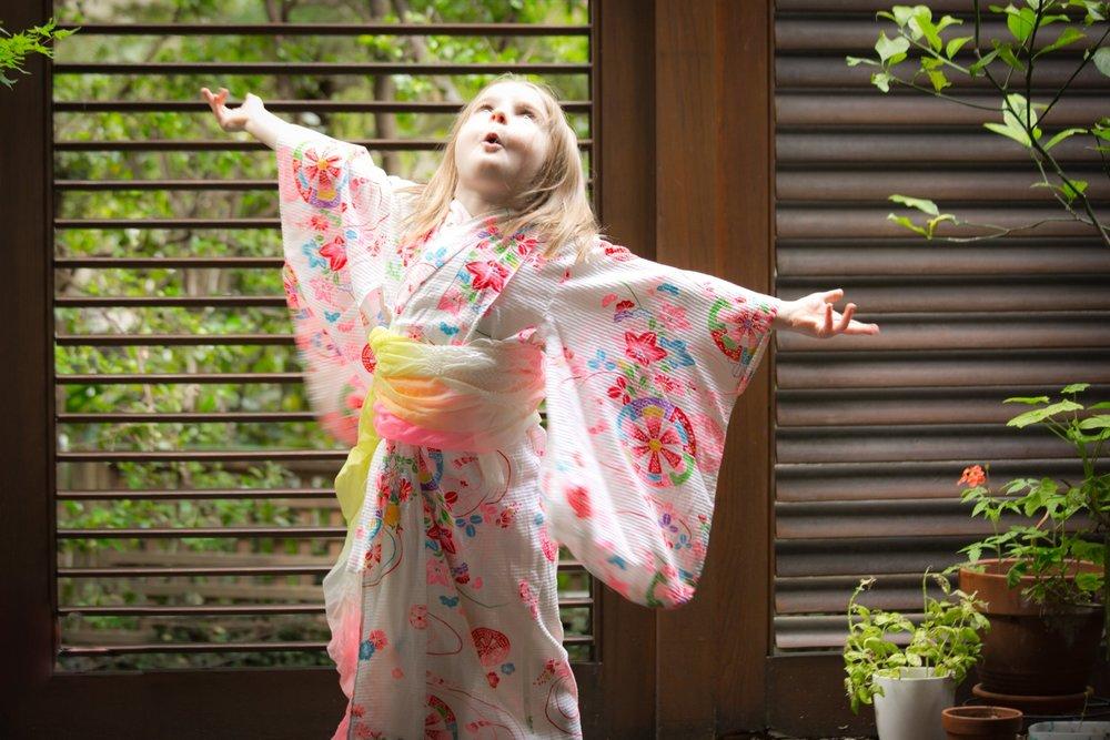 Holly Kimono
