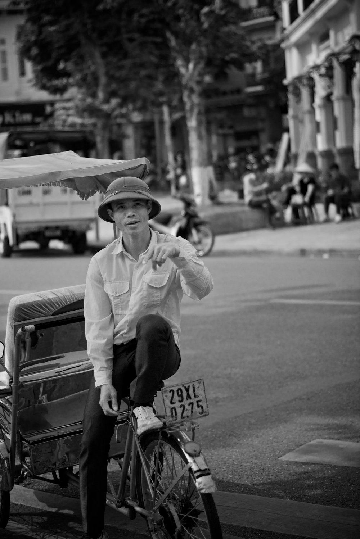 Heckling taxi