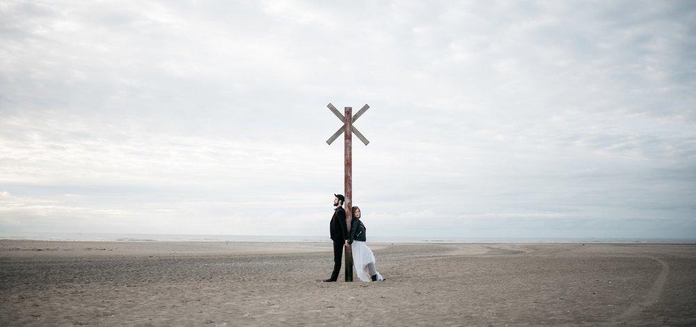 Hochzeitsportraits Dänemark