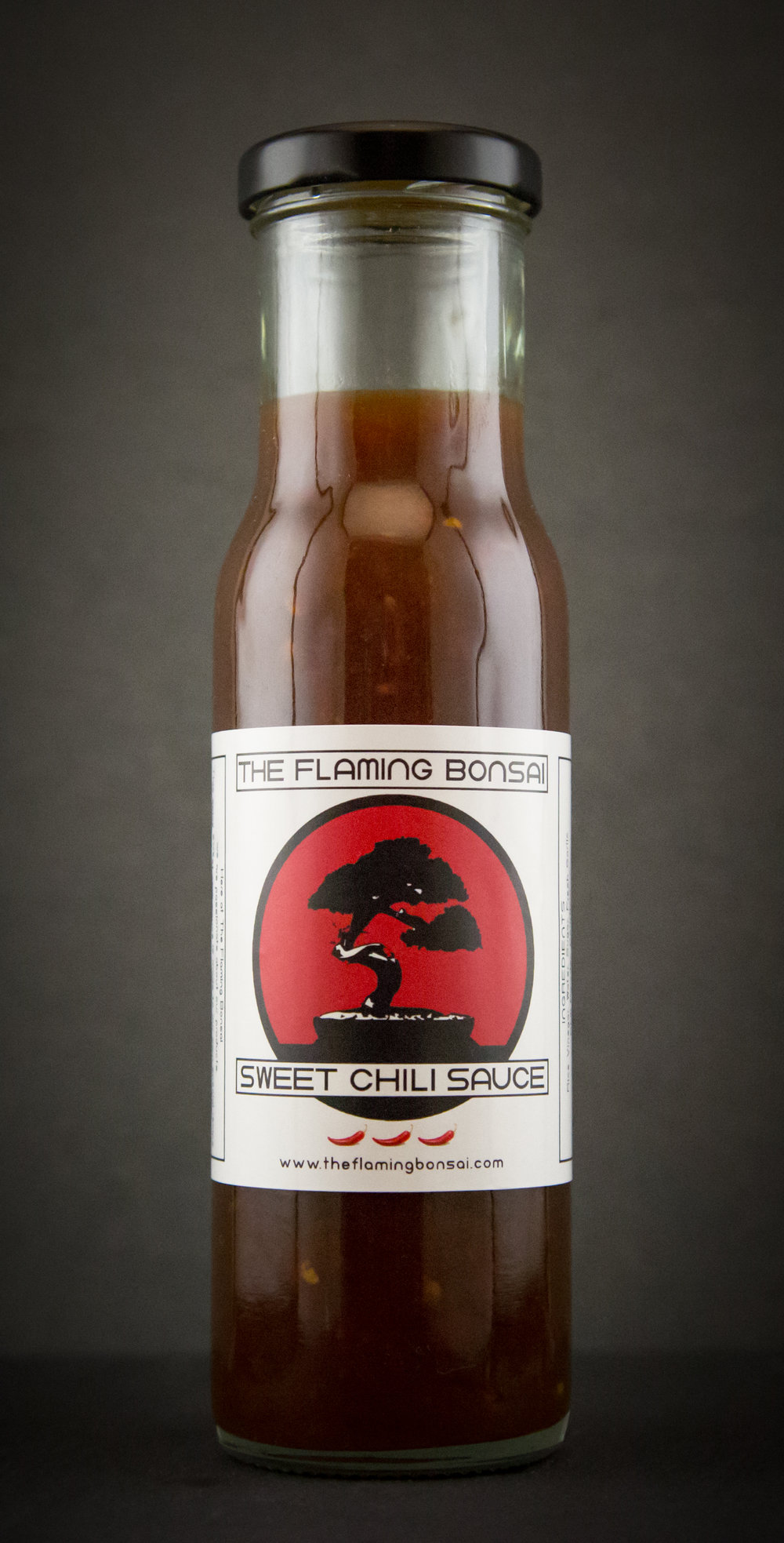 Flaming Bonsai Sweet Chili Sauce