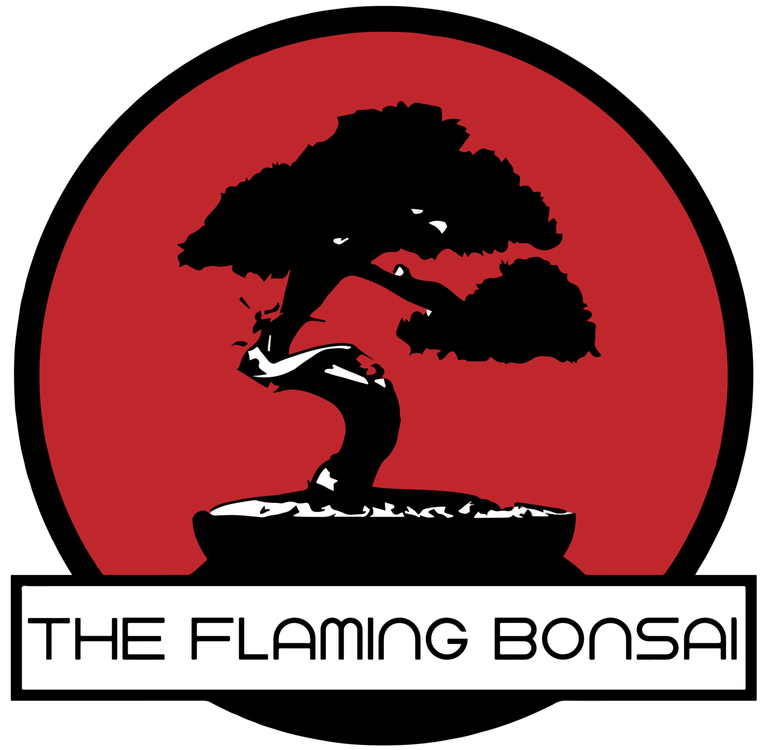 The Flaming Bonsai