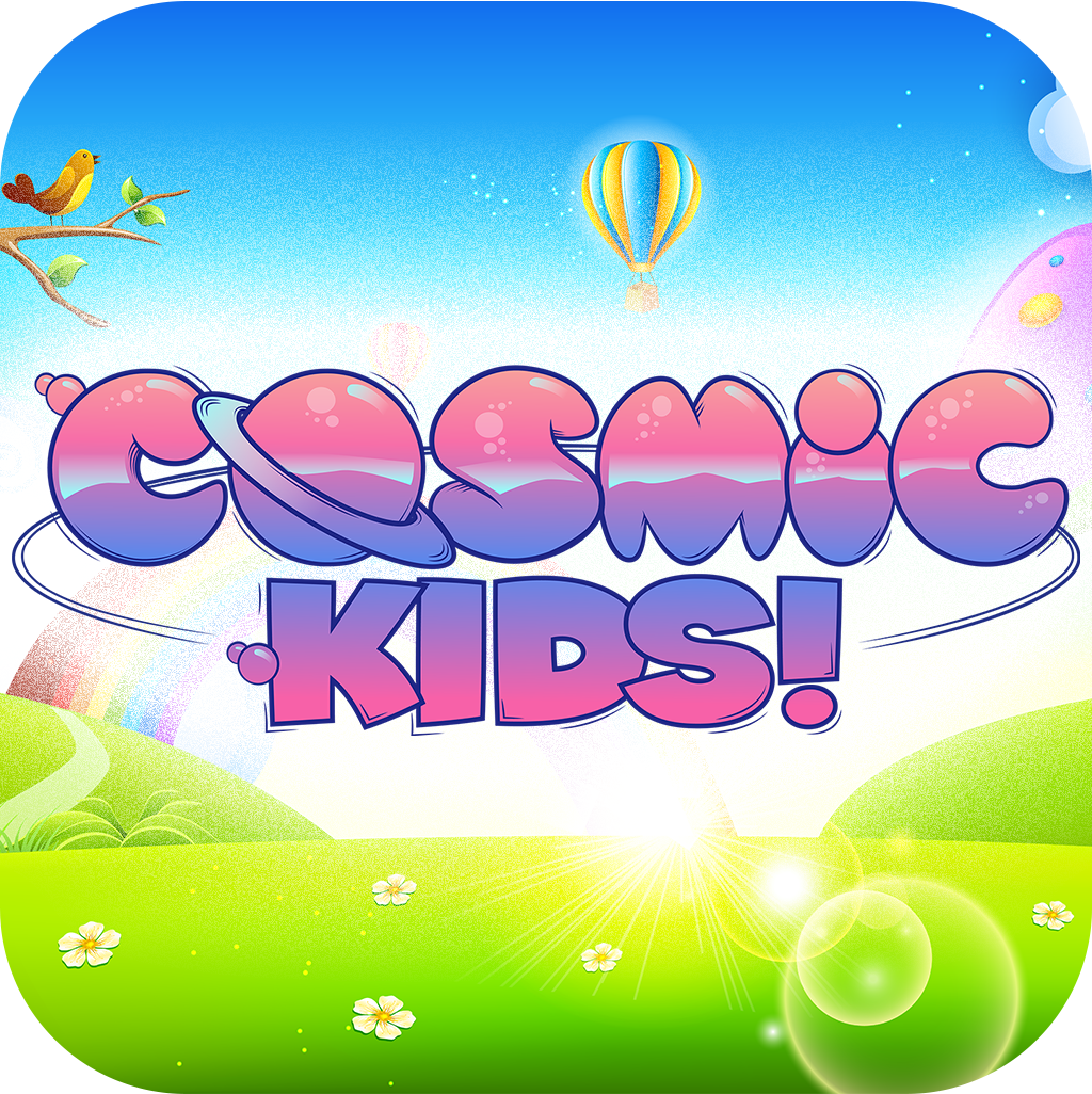 Cosmic Kids Yoga — Dream Big Sports
