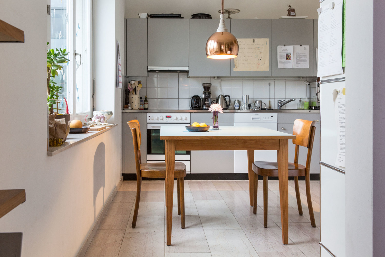 wohnung sihlhölzlistrasse — möbel und bauten