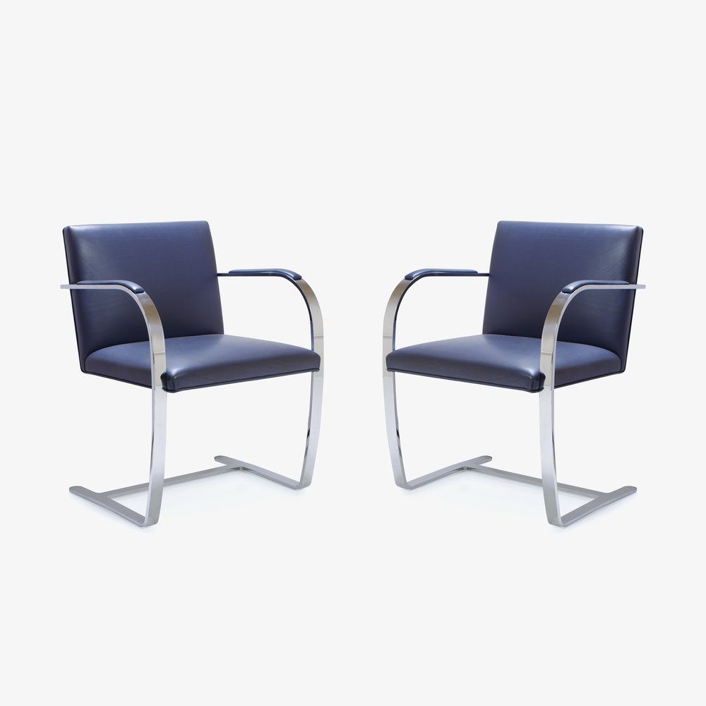 Brno Chairs in Navy Leather.jpg