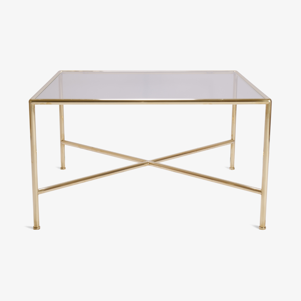 Brass Tubular Square Cocktail Table.png