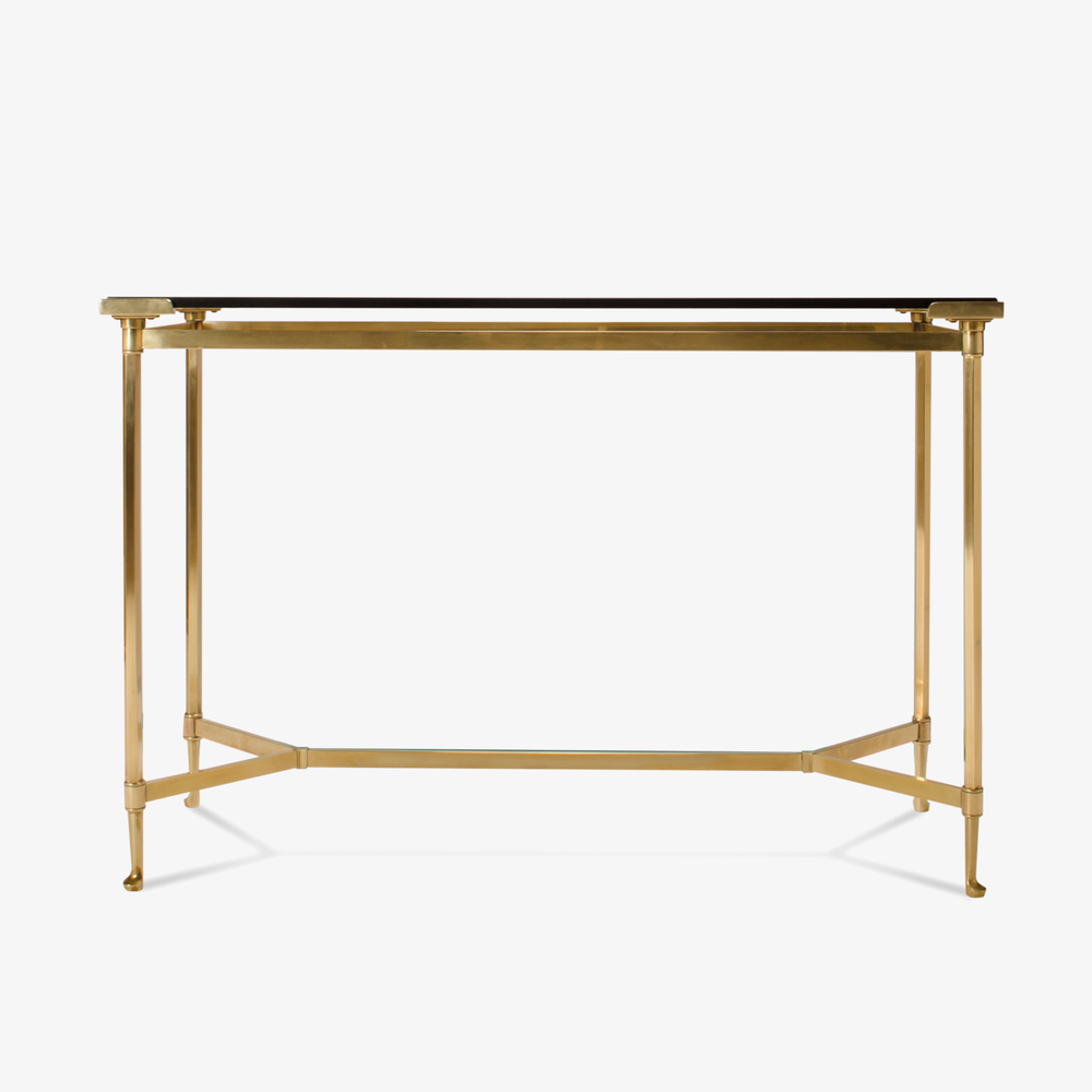 French Brass Console with Floating Smoked Glass2.png
