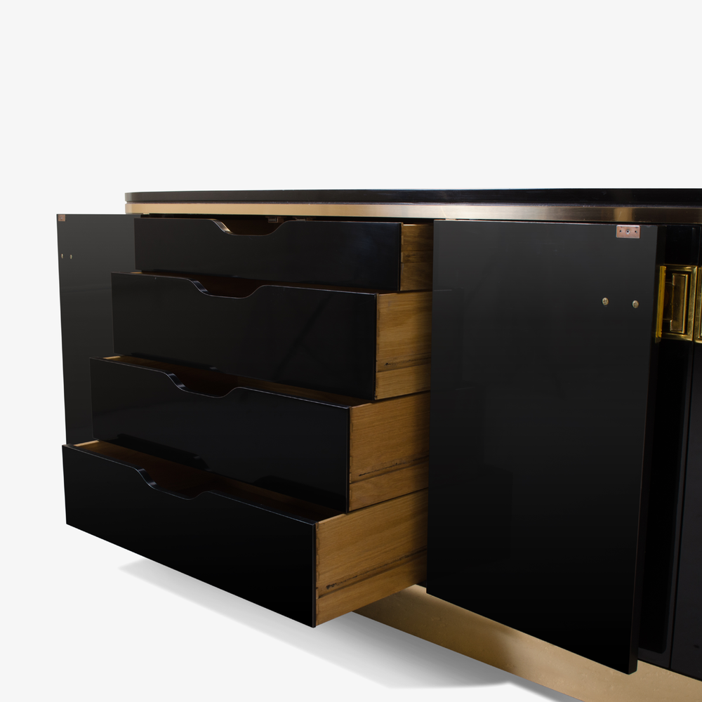 Lacquer & Brass Credenza by Mastercraft4.png