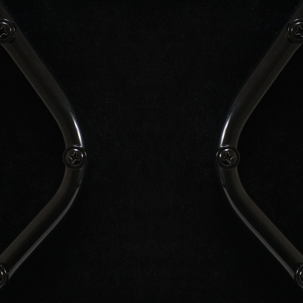 Saarinen Executive Armless Chair, Black Edition7.png