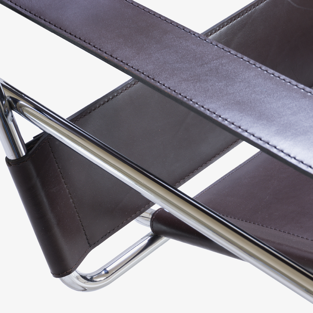Wassily Chairs in Brown Leather by Marcel Breuer for Gavina5.png
