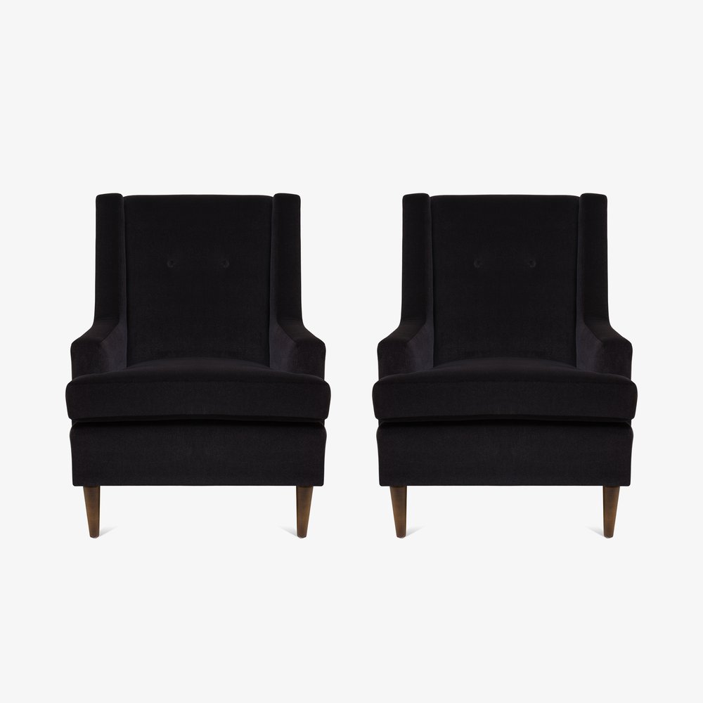 Tall Man Lounge Chairs in Bistre Mohair2.png