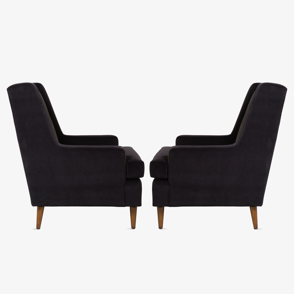 Tall Man Lounge Chairs in Bistre Mohair3.png