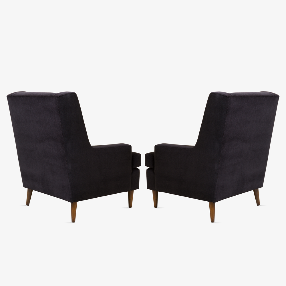 Tall Man Lounge Chairs in Bistre Mohair4.png