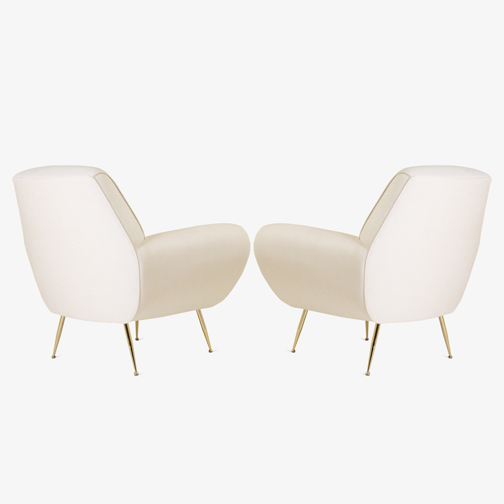 Gigi Radice for Minotti Club Chairs