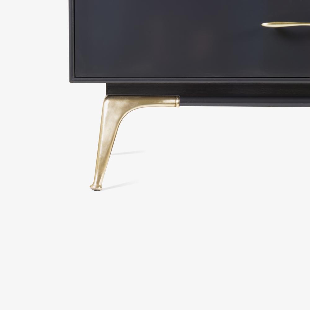 R-Way Lacquer & Brass Dresser